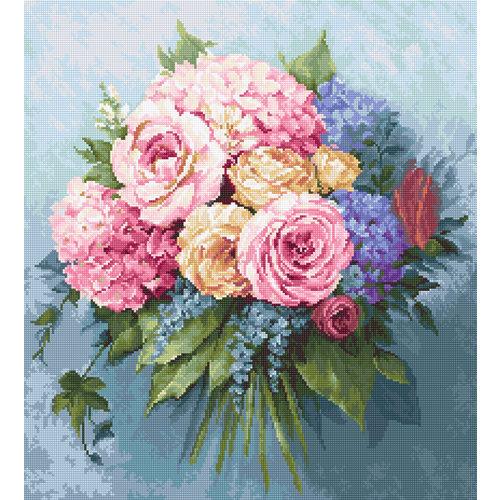 Luca-S Borduurpakket Bouquet - Luca-S