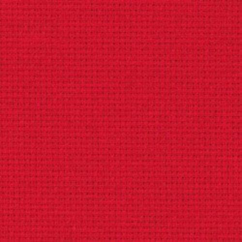 Zweigart Zweigart rood 5,5- 110 x 70 cm - COUPON 6