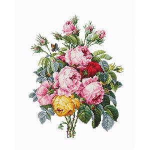Luca-S Borduurpakket Roses - Luca-S