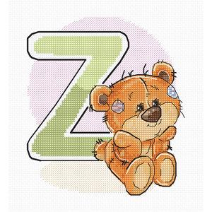 Luca-S Borduurpakket Letter Z - Luca-S