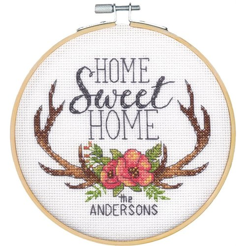 Dimensions Borduurpakket Home Sweet Home - DIMENSIONS