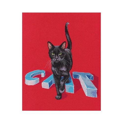 RTO Borduurpakket Cat - RTO