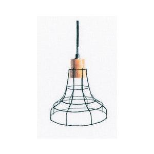 RTO Borduurpakket Love-Styled Lamp - RTO