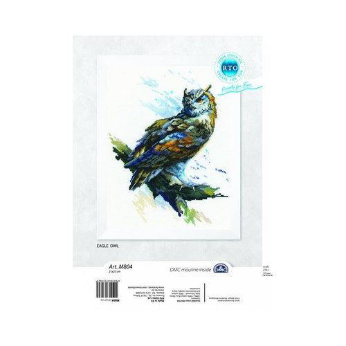 RTO Borduurpakket Eagle Owl - RTO