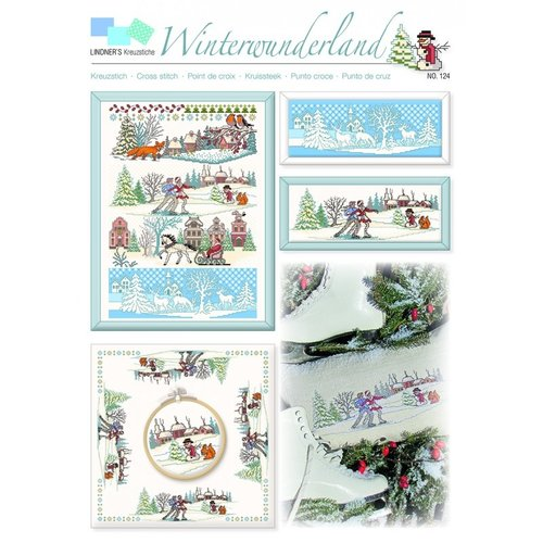 Lindner Patroon Lindner 124 - Winter Wonderland