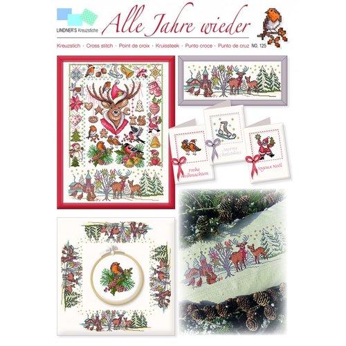 Lindner Patroon Lindner 125 - Elk jaar weer, kerstmis