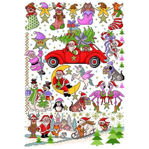 Lindner Patroon Lindner 126 - Crazy Christmas