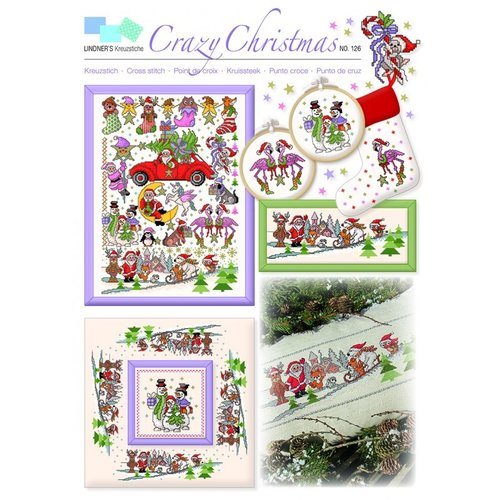 Lindner Patroon Lindner 126 - Crazy Christmas