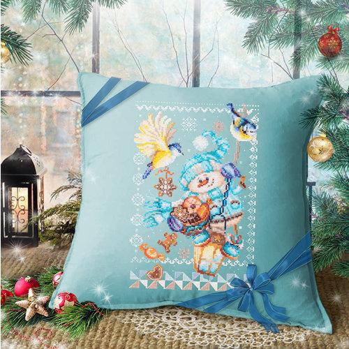 Chudo Igla Borduurpakket Christmas Treats - Chudo Igla
