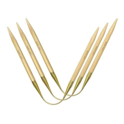 Addi CraSyTrio Sokkennaald bamboe 30 cm - 4 - 8 mm