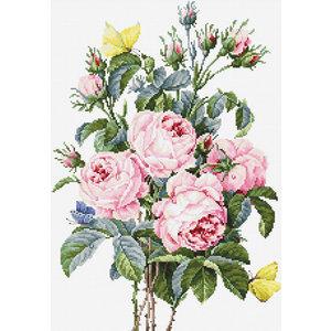 Luca-S Borduurpakket Bouquet of Roses - Luca-S