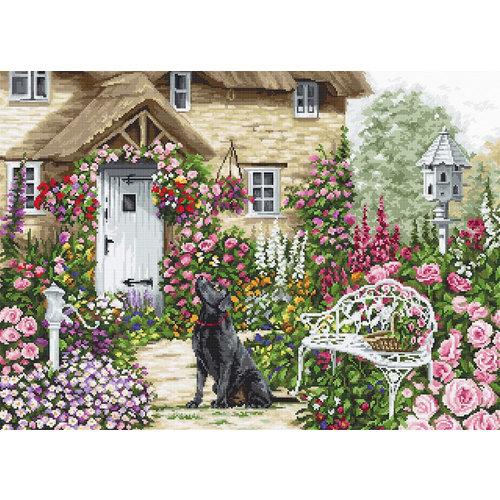 Luca-S Borduurpakket The Cottage Garden - Luca-S