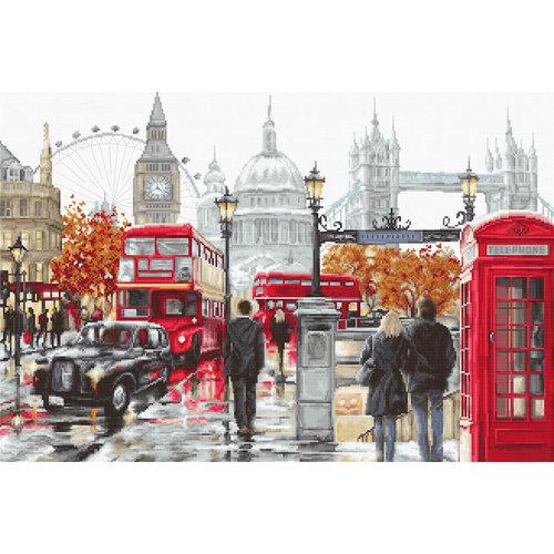Luca-S Borduurpakket London - Luca-S
