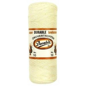 Durable Durable breikatoen ecru - no. 10