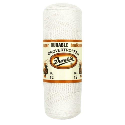 Durable Durable breikatoen wit - no. 12