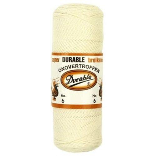 Durable Durable breikatoen ecru - no. 6