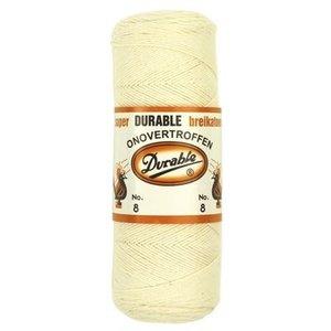 Durable Durable breikatoen ecru - no. 8