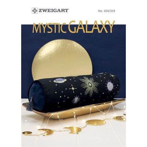 Zweigart Borduurboekje Zweigart - Mystic Galaxy