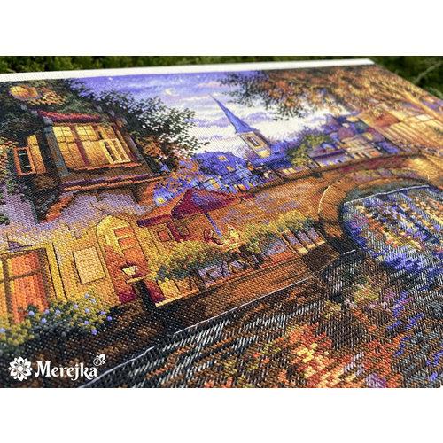 Merejka Borduurpakket Twilight Reflection - Merejka