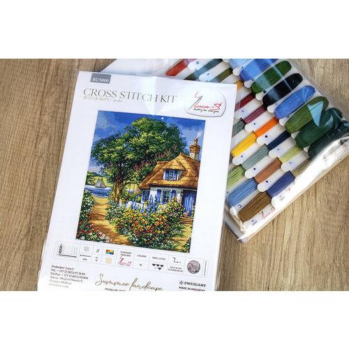 Luca-S Borduurpakket Summer Landscape - Luca-S