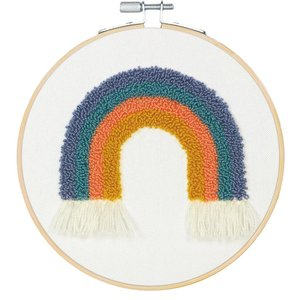 Dimensions Punch Needle Pakket - Rainbow - DIMENSIONS