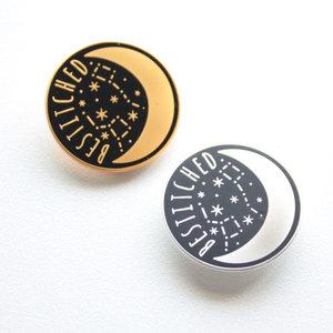 Stitchonomy  Needle Minder - Naaldenmagneet Bestitched - Goud of Zilver