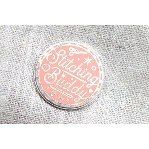 Stitchonomy  Needle Minder - Naaldenmagneet Stitching Buddy - Roze