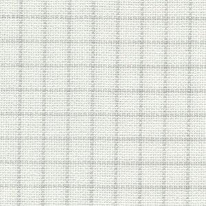 Zweigart Easy Count Murano White 32 ct, - 50 x 70 cm