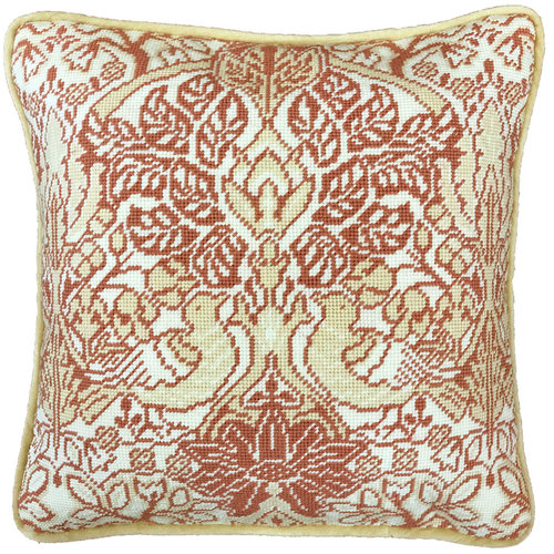 Bothy Threads Borduurpakket William Morris - Dove and Rose Tapestry  - Bothy Threads