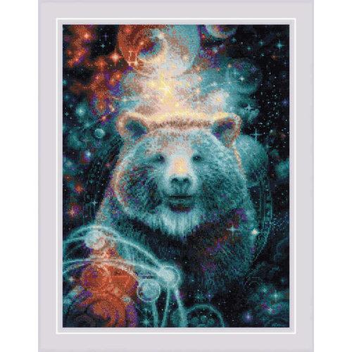 RIOLIS Borduurpakket The Greater Bear - RIOLIS