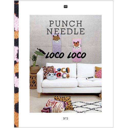 Rico Punch Needle No. 3 (met Nederlandse vertaling)
