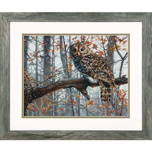 Dimensions Borduurpakket Wise Owl - DIMENSIONS