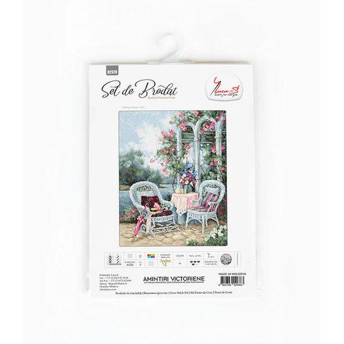 Luca-S Borduurpakket Victorian Memories - Luca-S