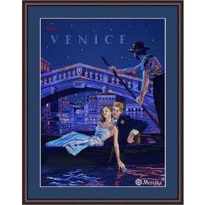 Merejka Borduurpakket Visit Venice - Merejka