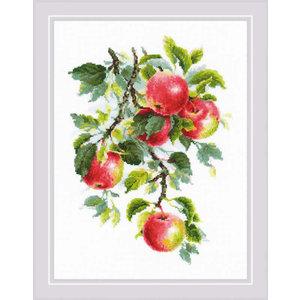 RIOLIS Borduurpakket Juicy Apples - RIOLIS