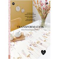 Boek Transformation - Dried, Pressed & Loved Flower No. 174