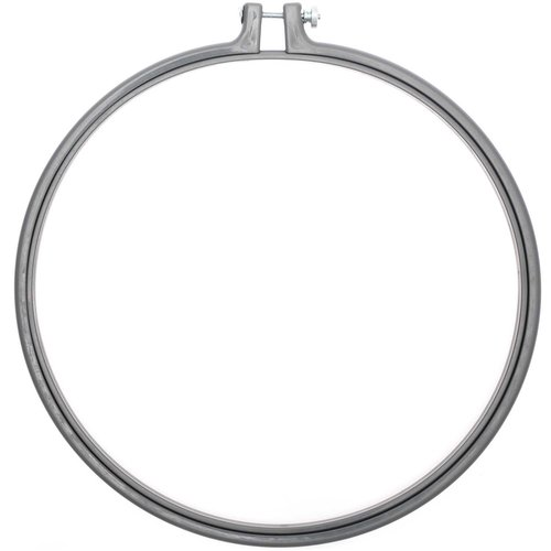 Rico Borduurring  Kunststof Grau (grijs) - 25,4 cm