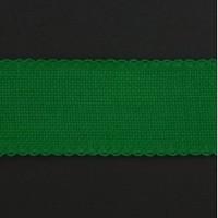 Aidaband  5 cm - groen