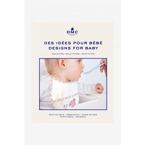DMC Kruissteekboekje Designs for Baby I