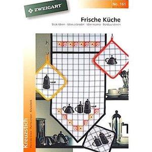 Zweigart Borduurboekje Zweigart - Frische Kuche