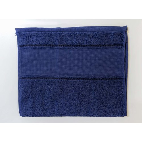 Hemline Gastendoek donkerblauw/marine