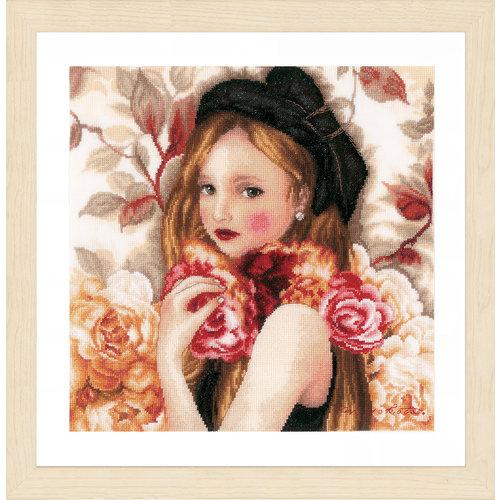 Lanarte Telpakket kit I Hold Roses