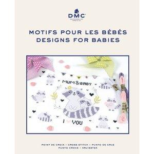 DMC Kruissteekboek Designs for Baby II