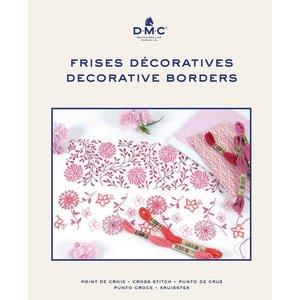 DMC Kruissteekboek Decorative Borders