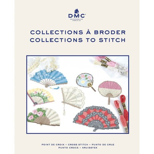 DMC Kruissteekboek Collections to Stitch
