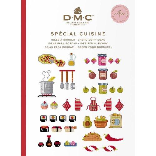 DMC Kruissteekboekje Ideeën om te borduren - Keuken
