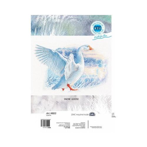 RTO Borduurpakket Snow Goose - RTO