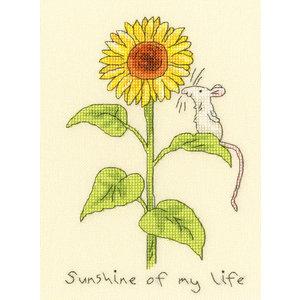 Bothy Threads Borduurpakket Anita Jeram - Sunshine of my Life - Bothy Threads