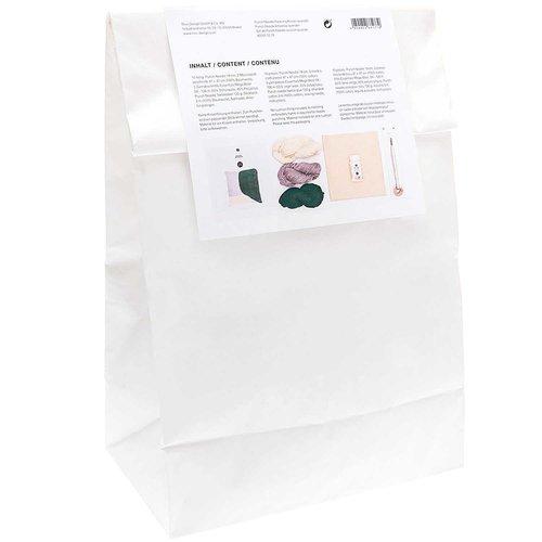 Rico Borduurpakket Punch Needle - Kussen Lavendel