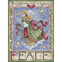 Borduurpakket Peace Angel - Leti Stitch